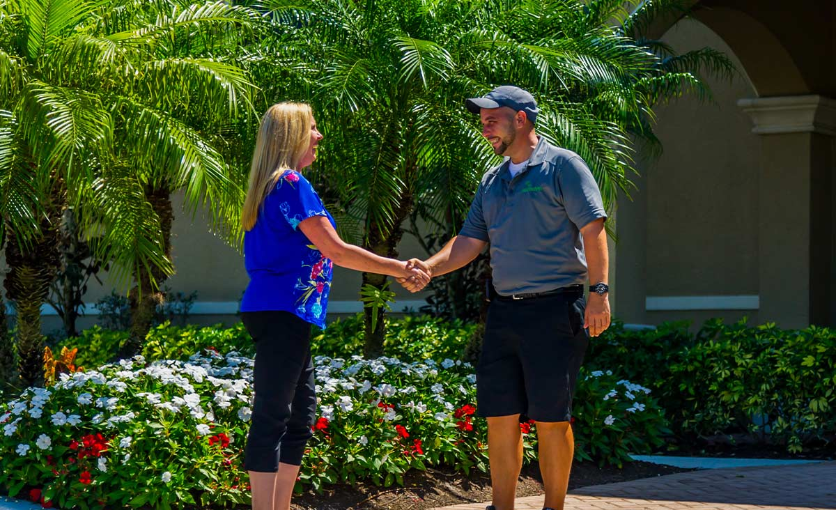 Discover Our Service Difference | Greenscapes of Southwest Florida, Inc.