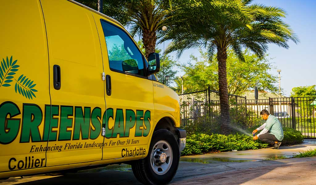 Community Irrigation Services | Greenscapes of Southwest Florida, Inc.