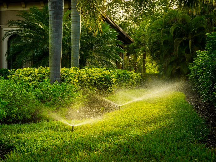 Irrigation Landscape Management Service | Greenscapes of Southwest Florida, Inc.