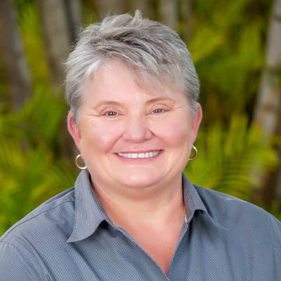 Linda Nelson, President | Greenscapes of Southwest Florida, Inc.